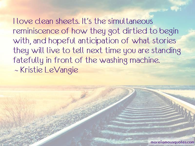 Kristie LeVangie Quotes Pictures 3