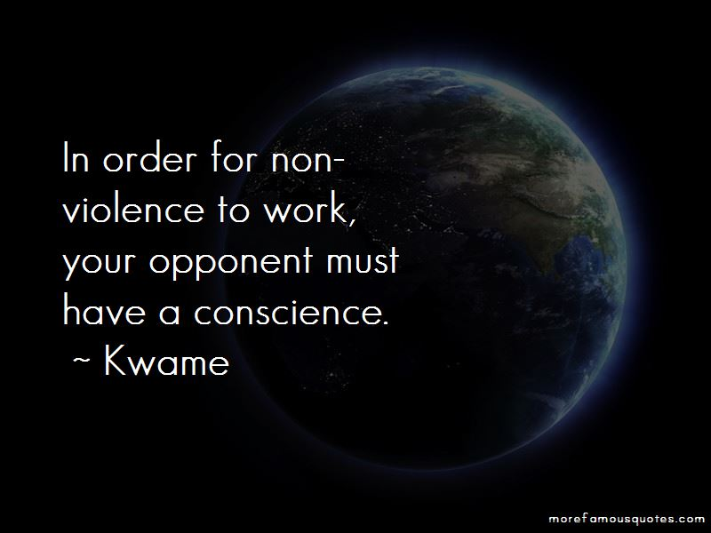 Kwame Quotes