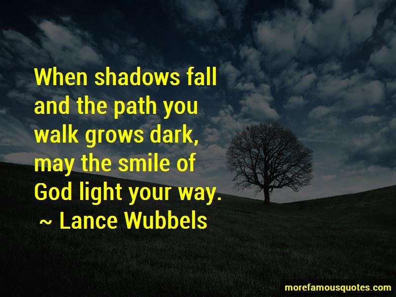 Lance Wubbels Quotes Pictures 2
