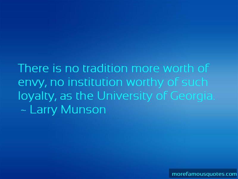 Larry Munson Quotes