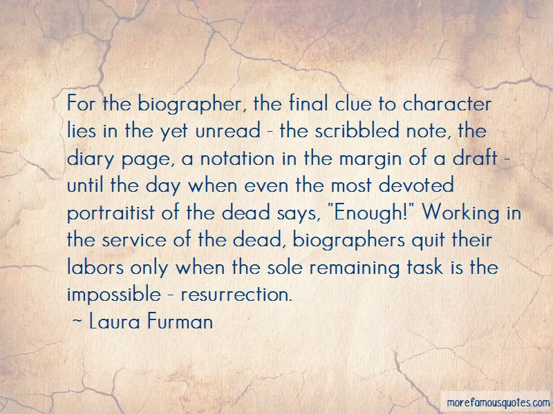 Laura Furman Quotes Pictures 4