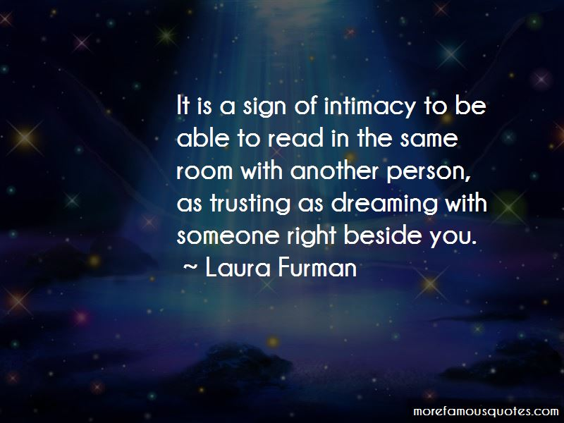 Laura Furman Quotes