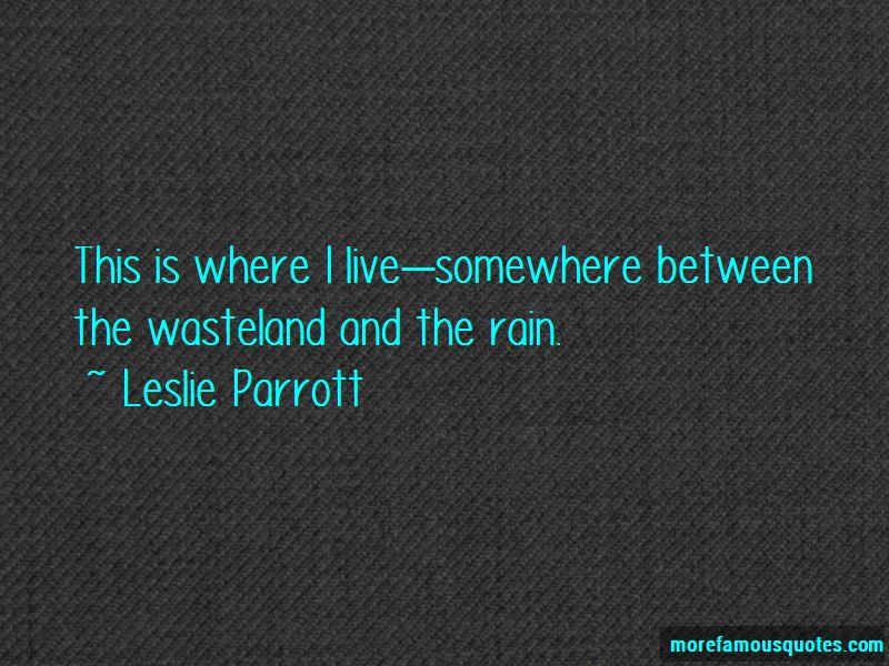 Leslie Parrott Quotes Pictures 3