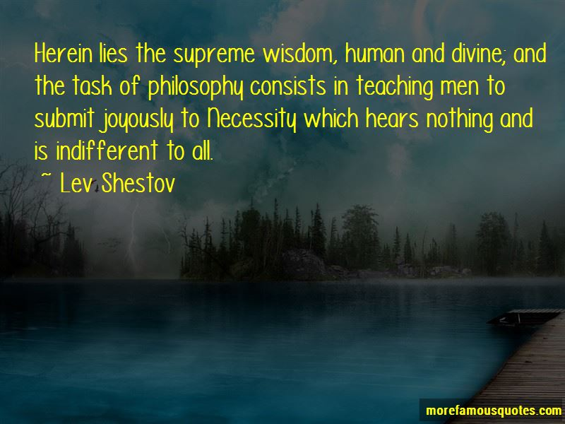 Lev Shestov Quotes Pictures 3