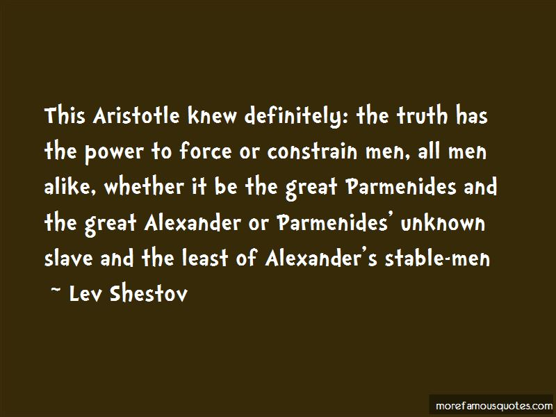 Lev Shestov Quotes Pictures 4