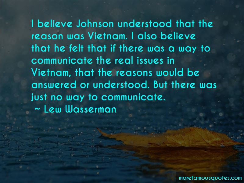 Lew Wasserman Quotes Pictures 3