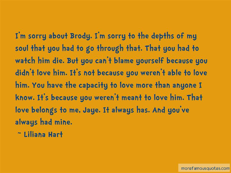 Liliana Hart Quotes Pictures 4