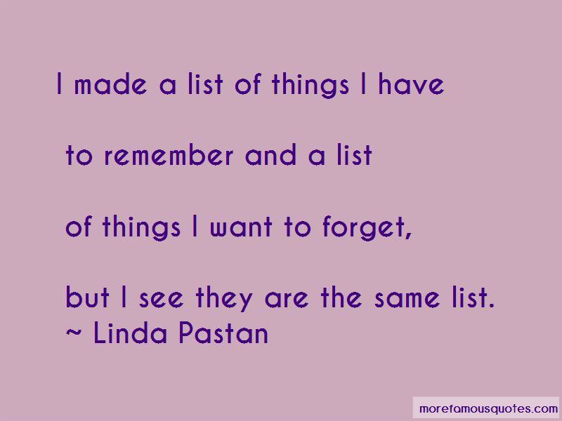 Linda Pastan Quotes Pictures 4
