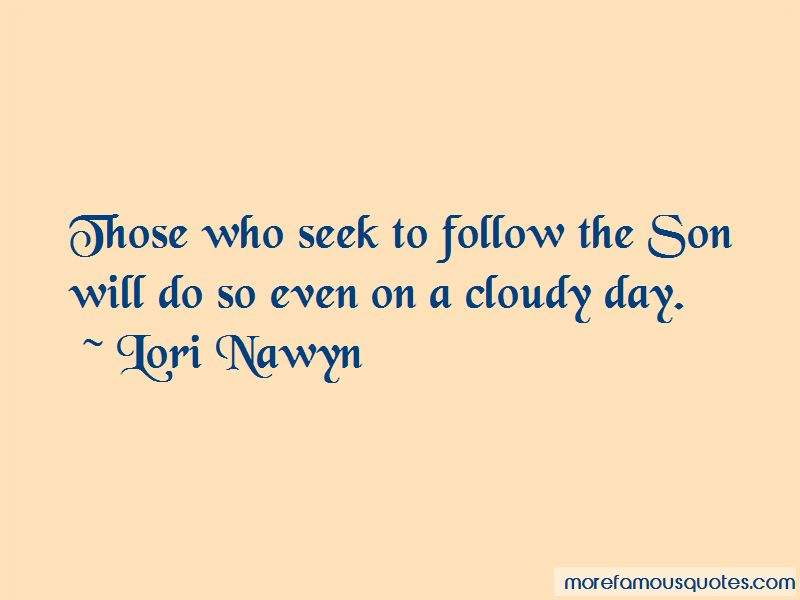 Lori Nawyn Quotes Pictures 2