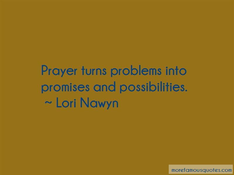 Lori Nawyn Quotes Pictures 3