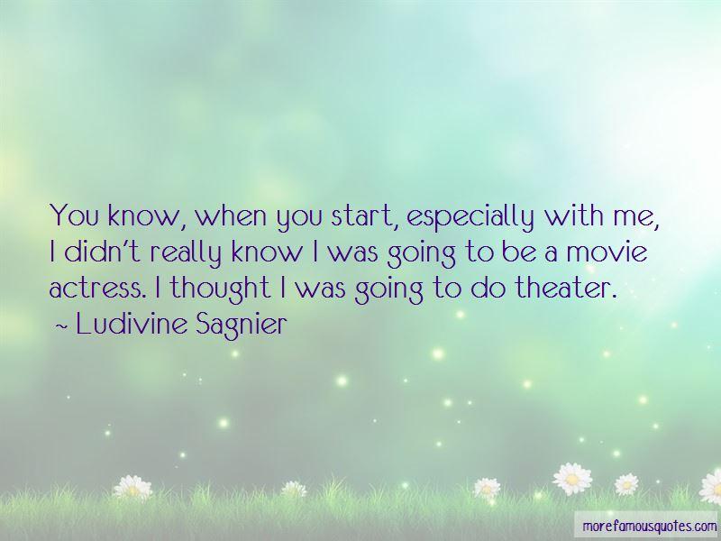 Ludivine Sagnier Quotes Pictures 3