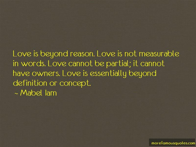 Mabel Iam Quotes Pictures 3