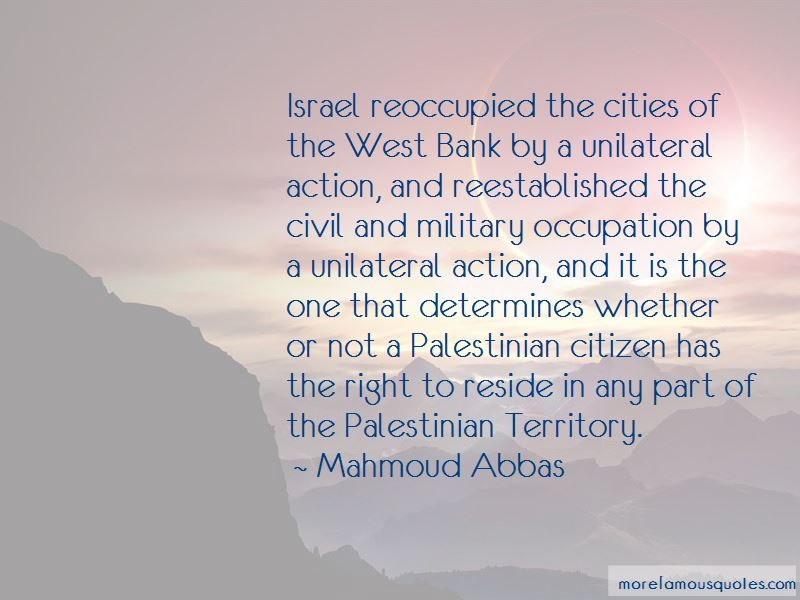 Mahmoud Abbas Quotes Pictures 4