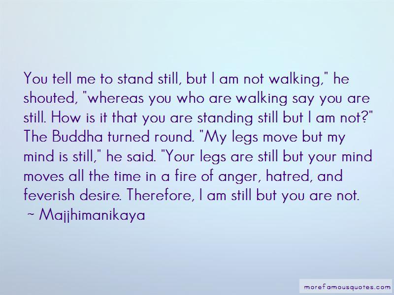 Majjhimanikaya Quotes