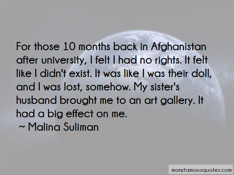 Malina Suliman Quotes Pictures 4