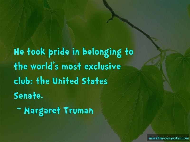 Margaret Truman Quotes Pictures 2