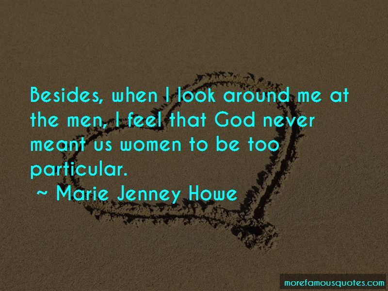 Marie Jenney Howe Quotes Pictures 2