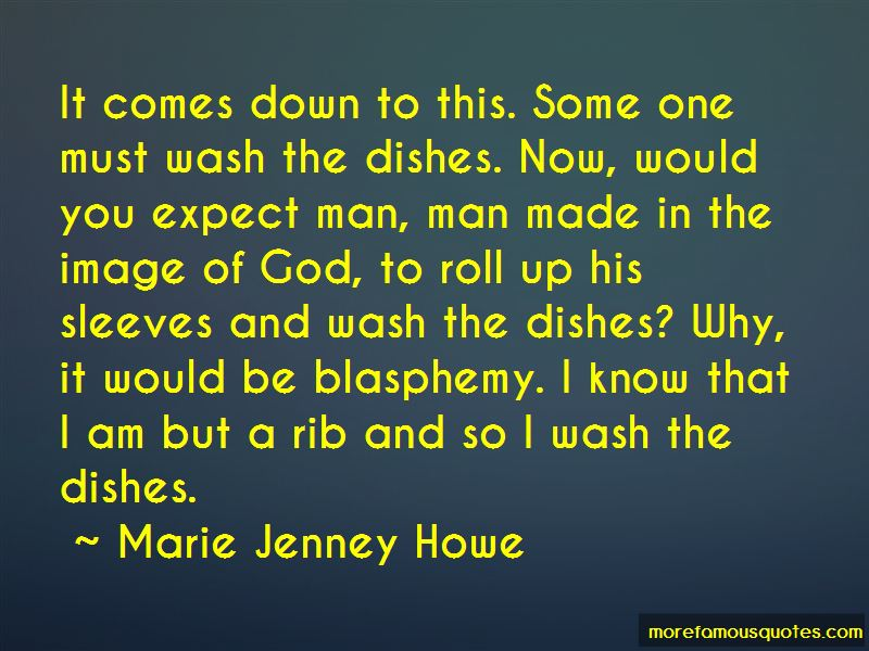 Marie Jenney Howe Quotes