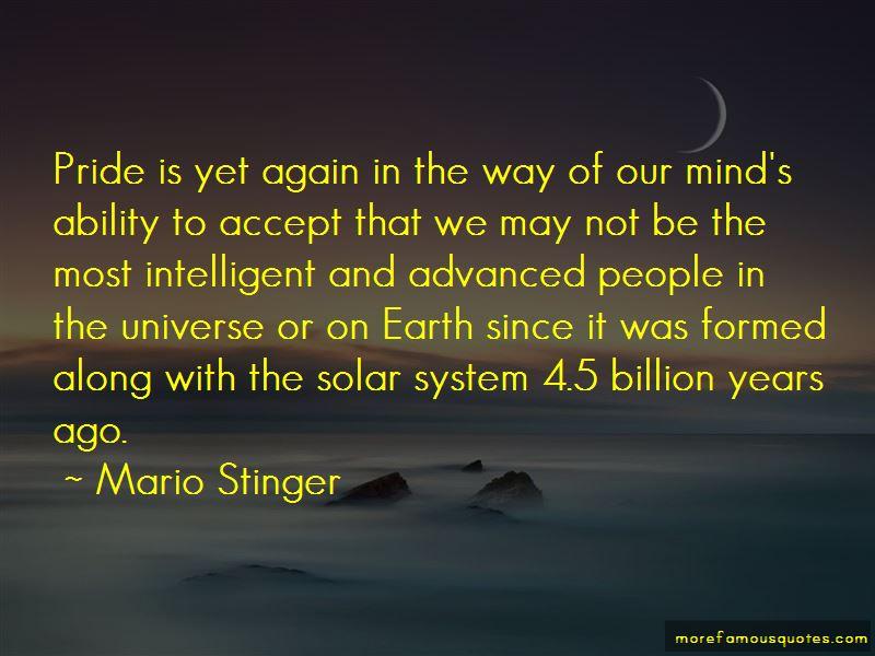 Mario Stinger Quotes Pictures 4