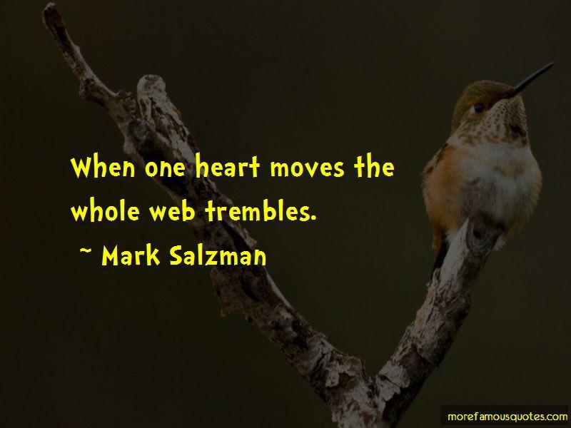 Mark Salzman Quotes Pictures 2