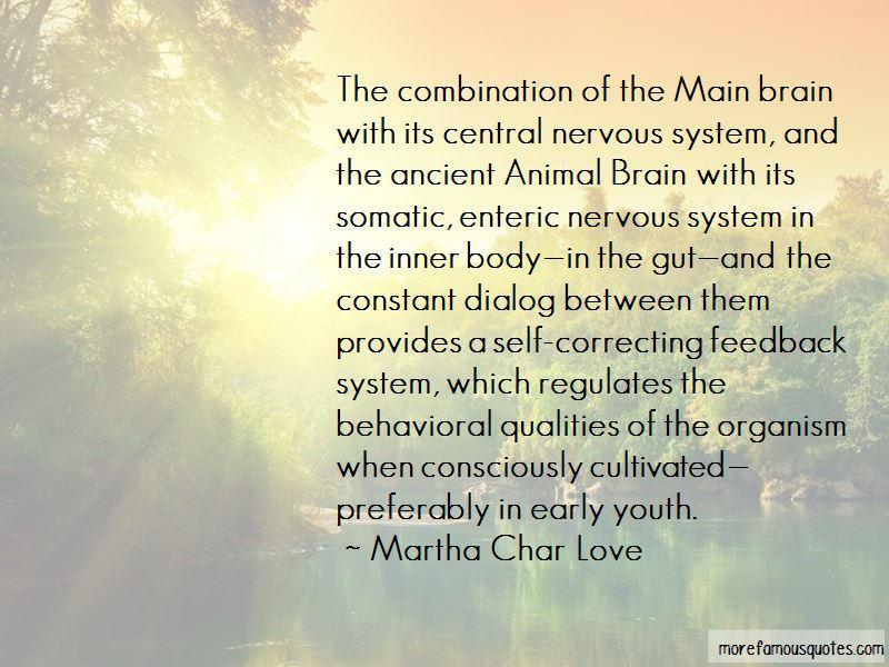 Martha Char Love Quotes