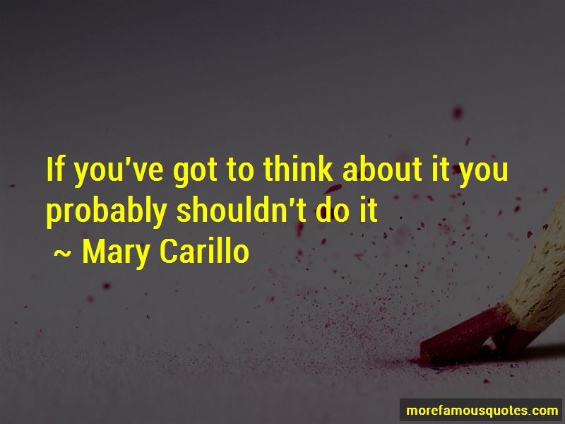 Mary Carillo Quotes Pictures 2