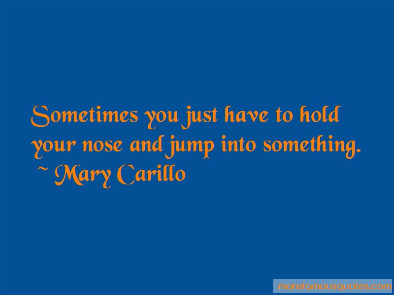 Mary Carillo Quotes