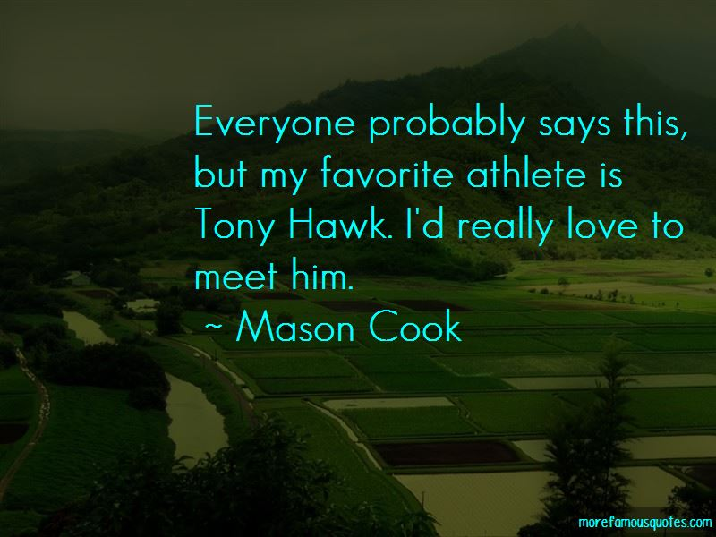 Mason Cook Quotes Pictures 2