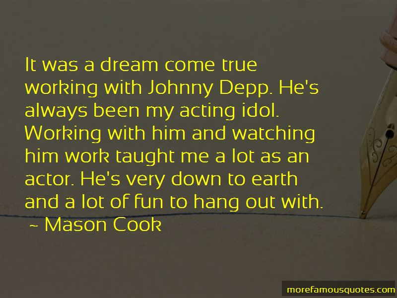 Mason Cook Quotes Pictures 3