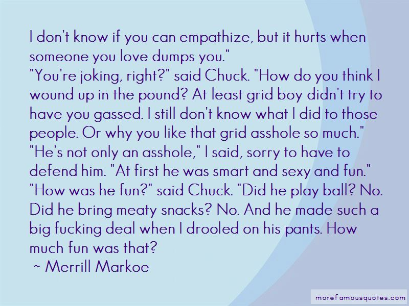 Merrill Markoe Quotes Pictures 2