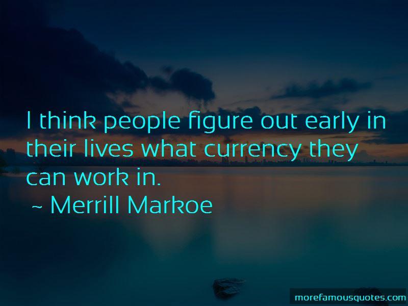 Merrill Markoe Quotes