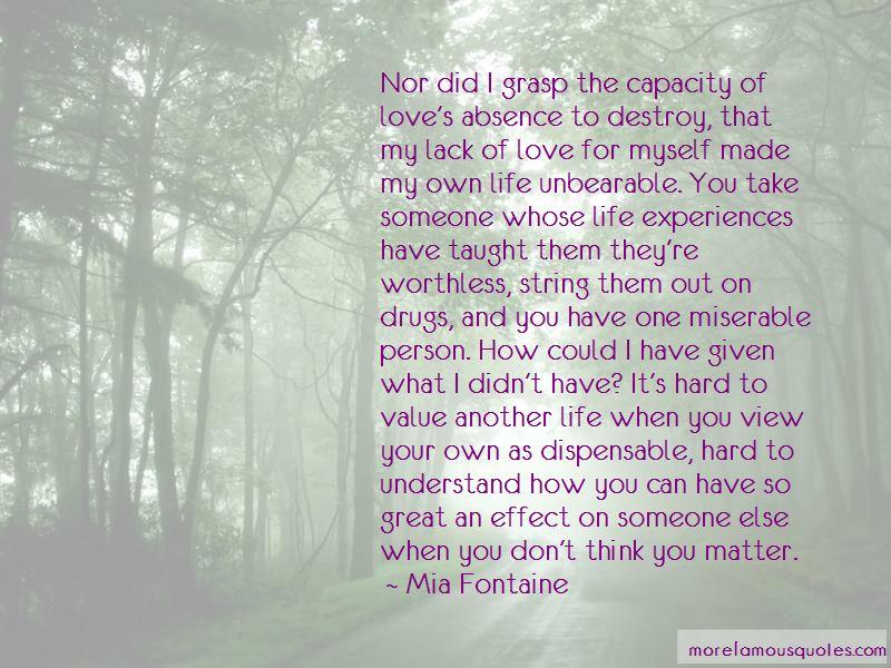 Mia Fontaine Quotes Pictures 2