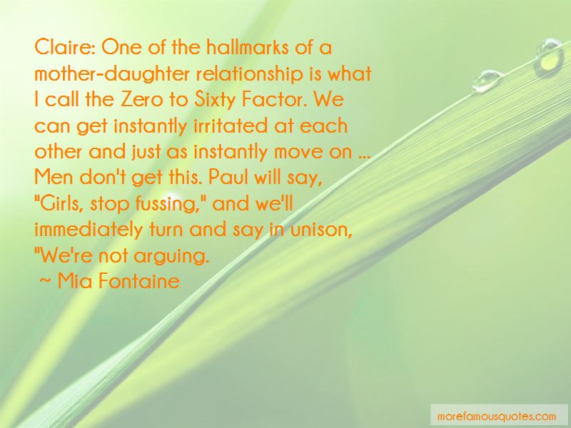 Mia Fontaine Quotes Pictures 3