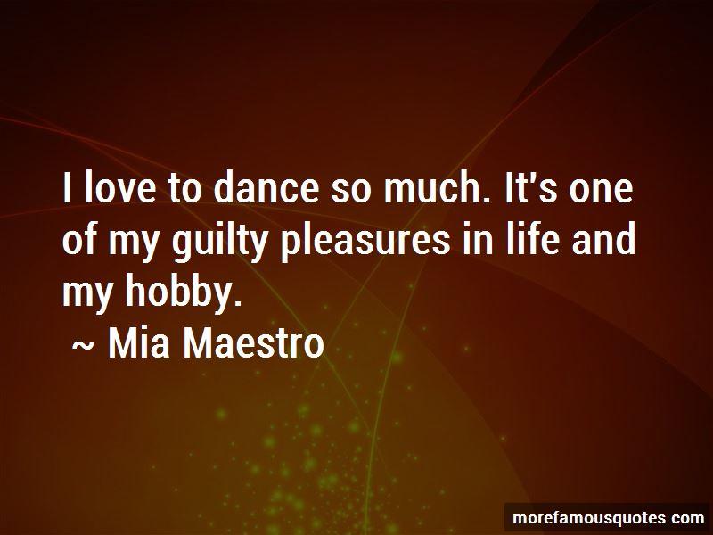 Mia Maestro Quotes Pictures 4