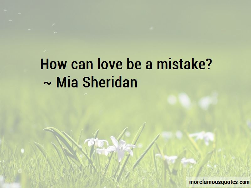 Mia Sheridan Quotes Pictures 2
