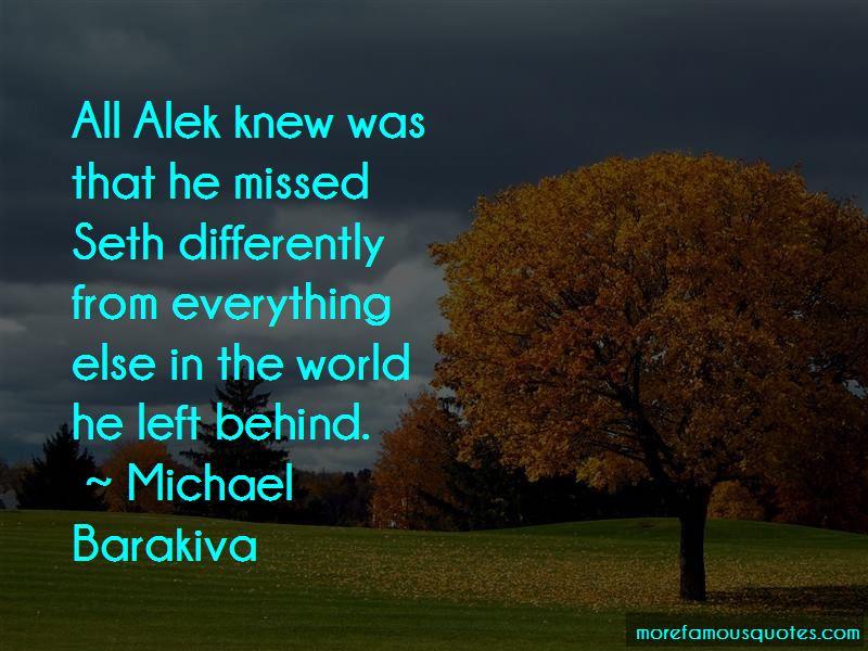 Michael Barakiva Quotes Pictures 4