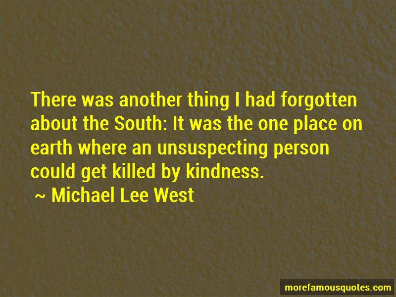 Michael Lee West Quotes Pictures 2