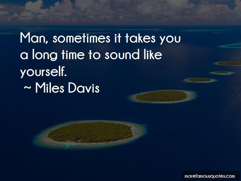 Miles Davis Quotes Pictures 2