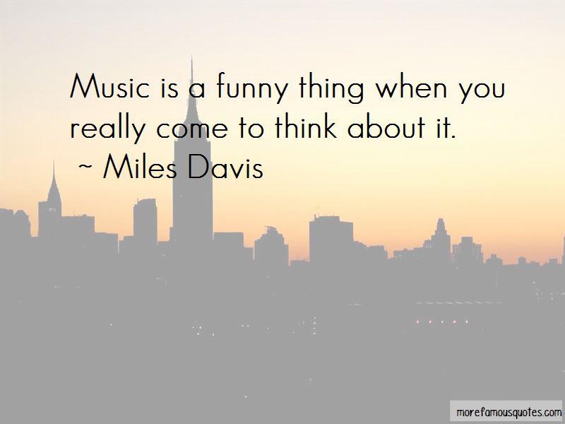 Miles Davis Quotes Pictures 3
