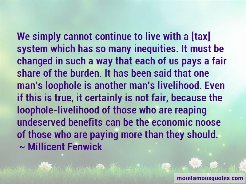 Millicent Fenwick Quotes Pictures 3