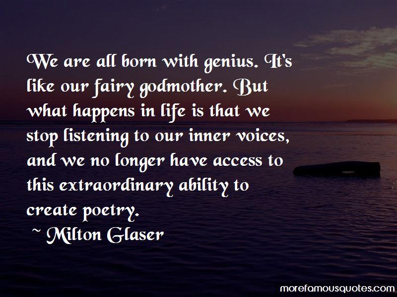 Milton Glaser Quotes Pictures 4