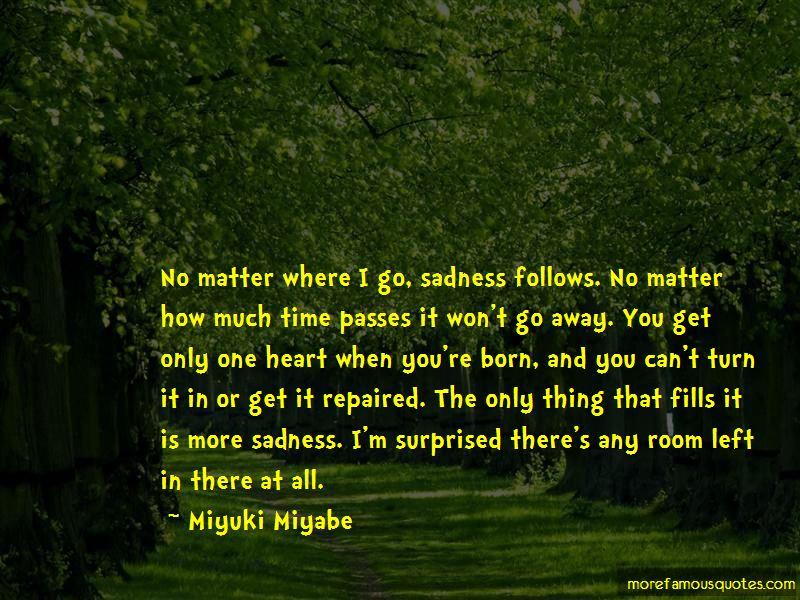 Miyuki Miyabe Quotes Pictures 2