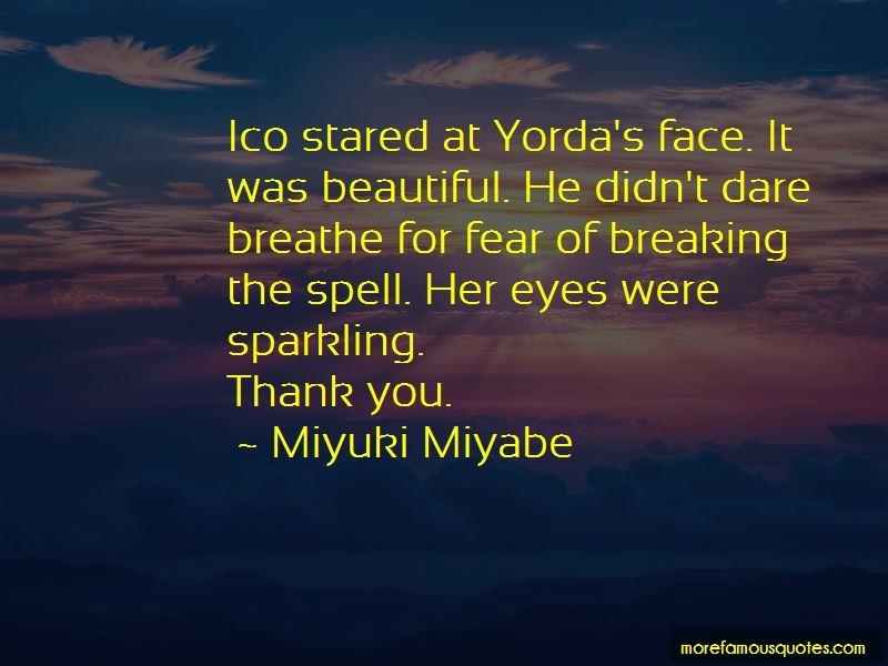 Miyuki Miyabe Quotes