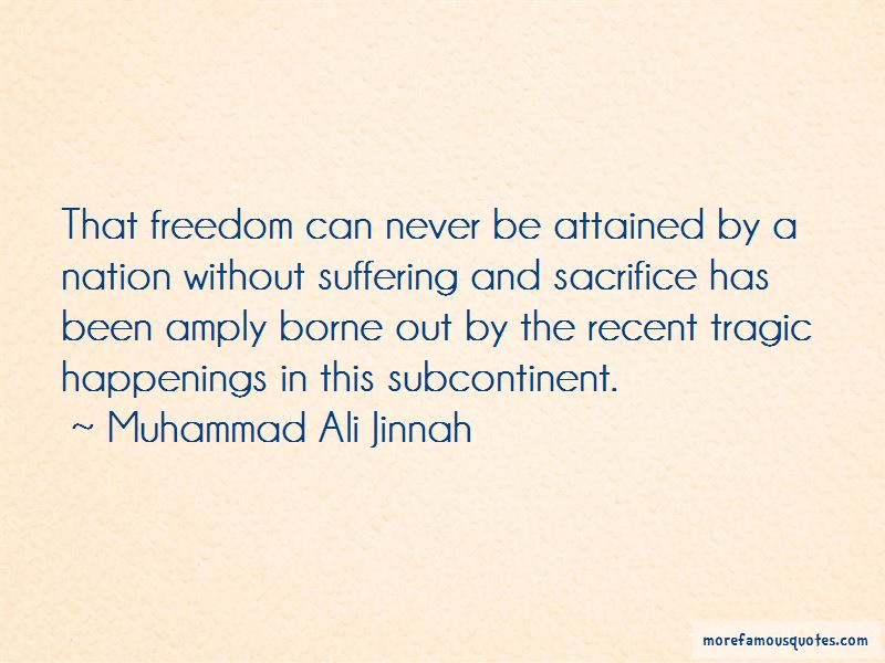 Muhammad Ali Jinnah Quotes Pictures 3