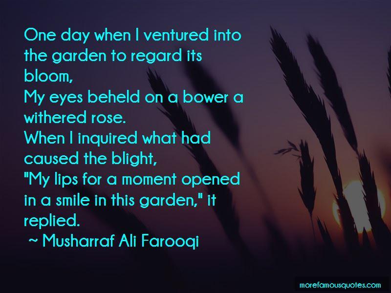 Musharraf Ali Farooqi Quotes Pictures 2