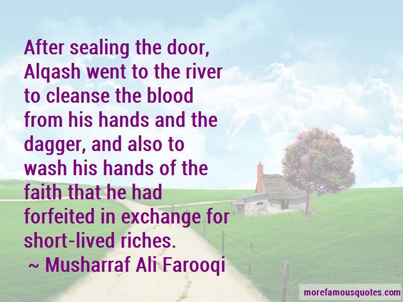 Musharraf Ali Farooqi Quotes Pictures 4