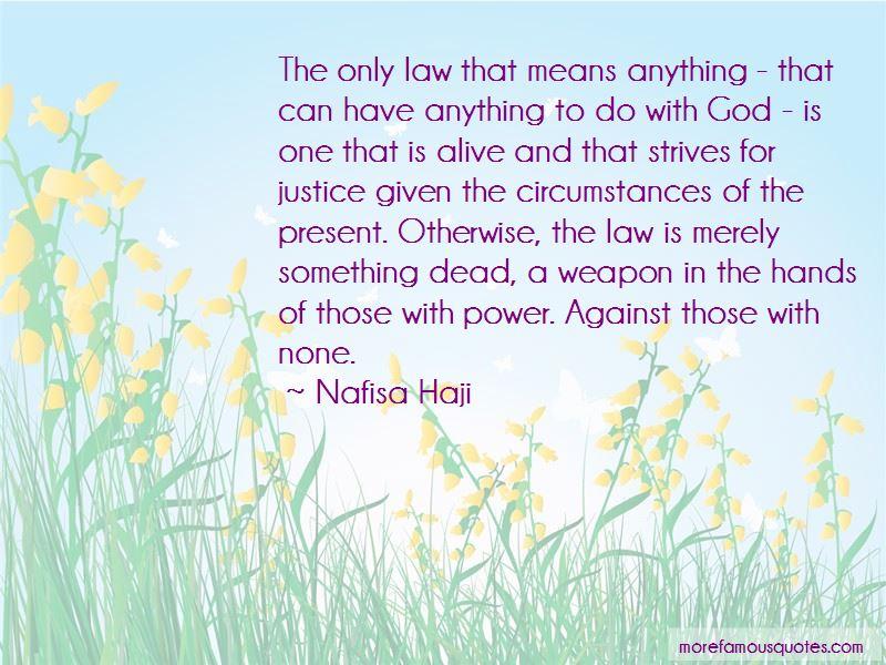 Nafisa Haji Quotes