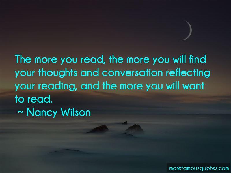 Nancy Wilson Quotes Pictures 3