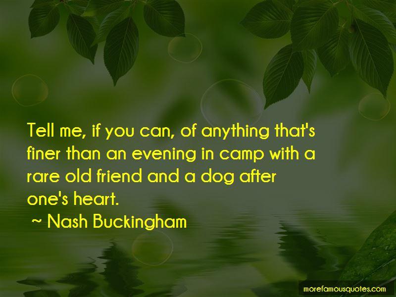 Nash Buckingham Quotes Pictures 4