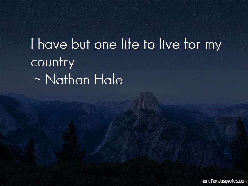 Nathan Hale Quotes Pictures 4